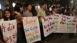 Việt Nam tắt đèn đón Giờ trái đất 2014