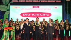 Dai-ichi Life Việt Nam lần thứ 6 nhận Giải thưởng Rồng Vàng
