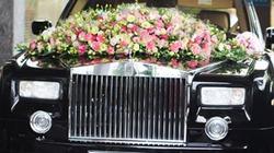 """Loá mắt trước xe dâu Rolls-Royce biển """"tứ quý"""" 9"""