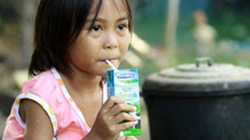 30% trẻ bị suy dinh dưỡng