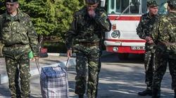 Tất cả nhân viên Bộ Nội vụ Ukraine đã rời khỏi Crimea