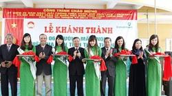 Vietcombank hỗ trợ xây trường mầm non