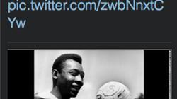 Sốc vì CNN báo tin Pele qua đời
