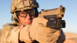Hé lộ khẩu súng lục tương lai của Lục quân Mỹ