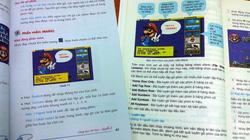 Sách giáo khoa: Lớp 6 học như lớp 4!