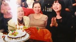 Người bạn đời của nhạc sĩ Văn Cao và tuổi già viên mãn bên con cháu