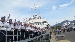 4 chuyến tàu chở hàng tết ra Trường Sa