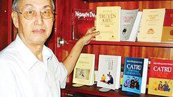 Nhà nghiên cứu 91 tuổi mải mê truy tìm sách cổ quý hiếm