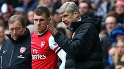 Wenger báo tin vui cho các CĐV Arsenal