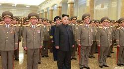 """Triều Tiên """"nổi đóa"""" vì vụ rải truyền đơn bôi nhọ từ Hàn Quốc"""