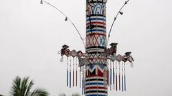 Nghi lễ dựng cây Nêu và bộ Gu của người Cor tại Quảng Nam