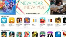 Lập trình viên iOS kiếm 10 tỉ USD từ App Store trong năm 2014