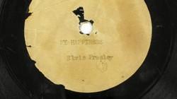 Bản thu âm đầu tiên của Elvis Presley đạt giá hơn 6 tỉ đồng