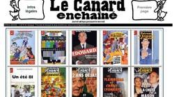 Tuần báo châm biếm lớn nhất Pháp bị đe dọa tấn công đẫm máu
