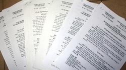 Phát hiện hơn 1.500 văn bản sai luật