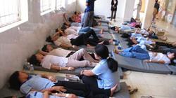Hàng chục học sinh đau bụng, ói sau khi uống sữa tại trường