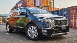 Thaco đưa Kia Sedona 2015 tiêu chuẩn Mỹ về Việt Nam