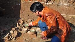 Phát hiện lò gốm phục vụ cho Hoàng thành Thăng Long