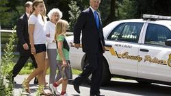 Mỹ: Nổ súng gần nhà Phó Tổng thống Biden