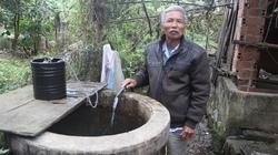 Quảng Nam: Hàng trăm hộ dân mỏi mòn chờ nước sạch