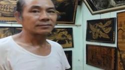 Tranh khói bếp độc đáo của lão nông ở Đồng Nai