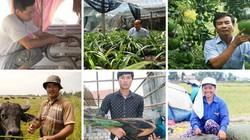 Những nông dân triệu phú làm giàu bằng nghề không tưởng
