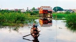 Bình yên những làng chài bên bờ Biển Hồ