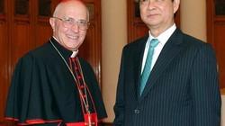 Thủ tướng tiếp Bộ trưởng Truyền giáo Tòa thánh Vatican
