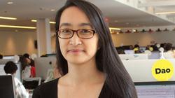 Cô Dao Nguyen làm nên thành công của trang tin tại Mỹ