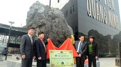 Khối than kíp lê khổng lồ đạt kỷ lục lớn nhất Việt Nam