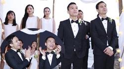 Đám cưới đồng tính lãng mạn của NTK Adrian Anh Tuấn