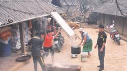 Người Mông rộn ràng đón tết