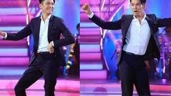 Chung Hán Lương nhảy cực sung tại Bước nhảy hoàn vũ