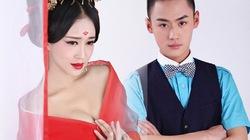 Nam sinh Trung Quốc hóa trang Võ Tắc Thiên đẹp mê hồn