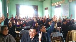 Hà Tĩnh: Dân toàn huyện được phát 2,5 tỷ khi... đi họp