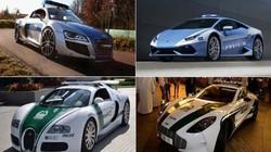 Điểm mặt 6 xe ôtô cảnh sát siêu tốc nhất thế giới