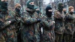 500 lính tình nguyện Ukraine biểu tình đòi Tổng thống Poroshenko từ chức