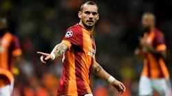 """M.U chuẩn bị """"kích nổ"""" bom tấn mang tên Sneijder"""
