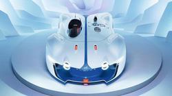 Hút mắt với siêu xe Alpine ra đời từ viễn tưởng