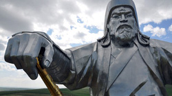 Thành Cát Tư Hãn có thể là ông tổ của hơn 16 triệu người