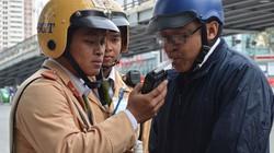 Hà Nội: Một tháng, phạt gần 700 tài xế vi phạm nồng độ cồn