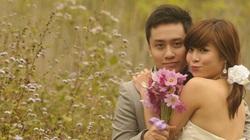 """Vợ chồng MC """"Chúng tôi là chiến sĩ"""": Luôn đặt ảnh cưới trong vali"""