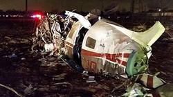 Mỹ: Máy bay đâm vào tòa nhà truyền hình, phi công tử vong