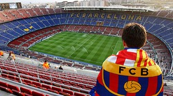 Theo chân Real, Barcelona bán tên sân cho Qatar Airways