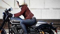 Ngắm siêu môtô Star Bolt C-Spec phong cách Cafe Racer cực độc