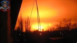 """Ukraine: Nhà máy hóa chất nổ """"như bom hạt nhân"""""""