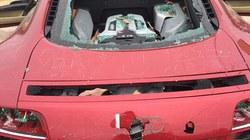 Vợ nổi giận đập nát siêu xe của ông chồng phản bội