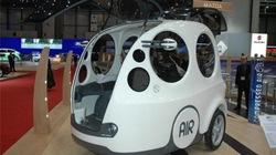 Hãng xe rẻ nhất sắp trình làng ôtô chạy bằng không khí
