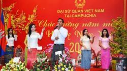 Ấm áp hoạt động mừng đón Tết Ất Mùi tại Campuchia, Hàn Quốc