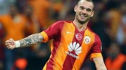 Clip pha làm bàn tuyệt đẹp của Wesley Sneijder